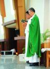 祈福0025,祈福,中国传统,神父