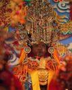 祈福0041,祈福,中国传统,精致头饰