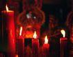 祈福0051,祈福,中国传统,烛光