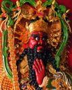 祈福0058,祈福,中国传统,红脸