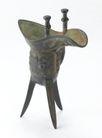青铜器0130,青铜器,中国传统,精致的文物