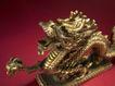 青铜器0196,青铜器,中国传统,威严的龙