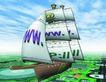 创意商务0141,创意商务,商业,帆船