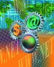 创意商务0148,创意商务,商业,巨大符号