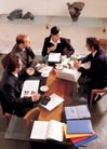 商业方式0045,商业方式,商业,办公场景 紧张开会