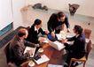 商业方式0051,商业方式,商业,会议室