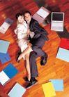 商业方式0054,商业方式,商业,散在地上的文件夹