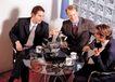 商业方式0094,商业方式,商业,聚会 喝茶 商谈