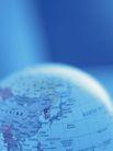 商业科技0060,商业科技,商业,蓝色地球仪