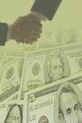 商务活动0090,商务活动,商业,钞票