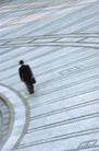欧亚商业0002,欧亚商业,商业,孤单身影 去上班