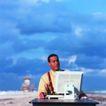 生意态度0037,生意态度,商业,电脑 天空 办公