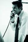 生意沟通0015,生意沟通,商业,黑色领带 白衬衣