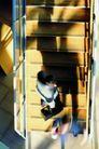 生意细节0014,生意细节,商业,影子 上楼