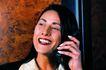 生意细节0034,生意细节,商业,听电话 笑脸 女职员