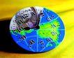 电子时代0035,电子时代,商业,钟表 时间 指针