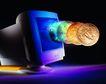 电子时代0037,电子时代,商业,钱币 金币 静物
