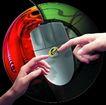电子时代0042,电子时代,商业,指尖触碰