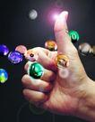 电子时代0055,电子时代,商业,竖起大拇指