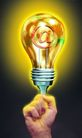 电子时代0065,电子时代,商业,灯泡