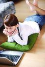 瑜伽美女0048,瑜伽美女,美容,趴着上网
