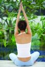 瑜伽美女0064,瑜伽美女,美容,伸直手