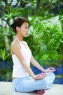 瑜伽美女0065,瑜伽美女,美容,侧面