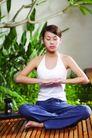 瑜伽美女0074,瑜伽美女,美容,静心时刻