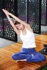 瑜伽美女0082,瑜伽美女,美容,侧弯