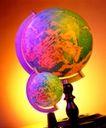 时间0096,时间,静物,地球仪 大小 教学器材