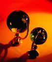 时间0140,时间,静物,两个地球仪