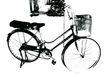 生活小品0023,生活小品,静物,自行车