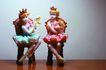 生活小品0039,生活小品,静物,好友 芭比娃娃 玩偶
