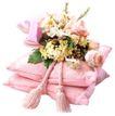 礼品包装0079,礼品包装,静物,粉色绳子