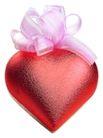 礼品包装0087,礼品包装,静物,红色心形