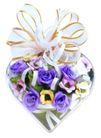 礼品包装0092,礼品包装,静物,花朵 玫瑰花 心型包装