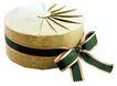 礼品包装0097,礼品包装,静物,平放 圆形 彩结