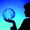 地球仪0223,地球仪,科技,水晶球体