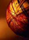 地球仪0225,地球仪,科技,绳子