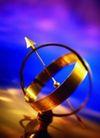 地球仪0232,地球仪,科技,箭头