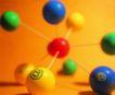 超想生活0105,超想生活,科技,彩球 分子结构 模型