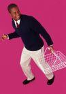网络生活0073,网络生活,科技,手提篮子 准备购物