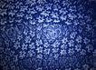 反相吞唾0094,反相吞唾,科技,花纹 蓝色