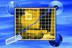 科技幻影0033,科技幻影,科技,光碟 碟片 方格
