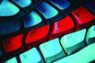 科技幻影0038,科技幻影,科技,键盘 红色 白色