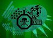 级度幻影0043,级度幻影,科技,绿色调