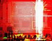 级度幻影0065,级度幻影,科技,红色底色