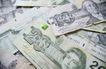 金融状况0153,金融状况,金融,印有头像的纸钞