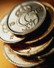 金钱之梦0250,金钱之梦,金融,叠起来的硬币