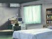 室内背景0147,室内背景,建筑,空调 台灯 窗帘